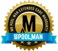 Mr Pool Man Extended Care Warranty