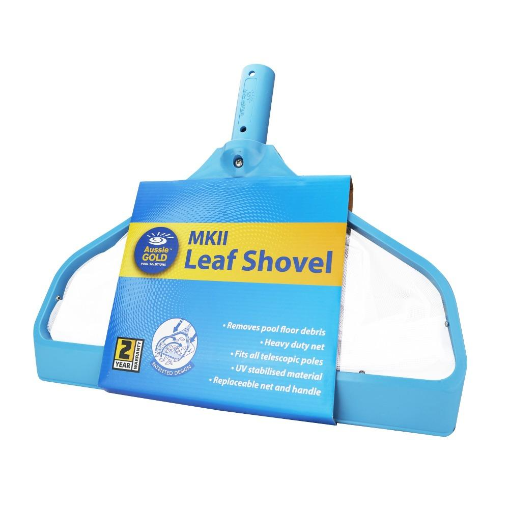 Aussie Gold Leaf Shovel-Cleaning Equipment-Mr Pool Man