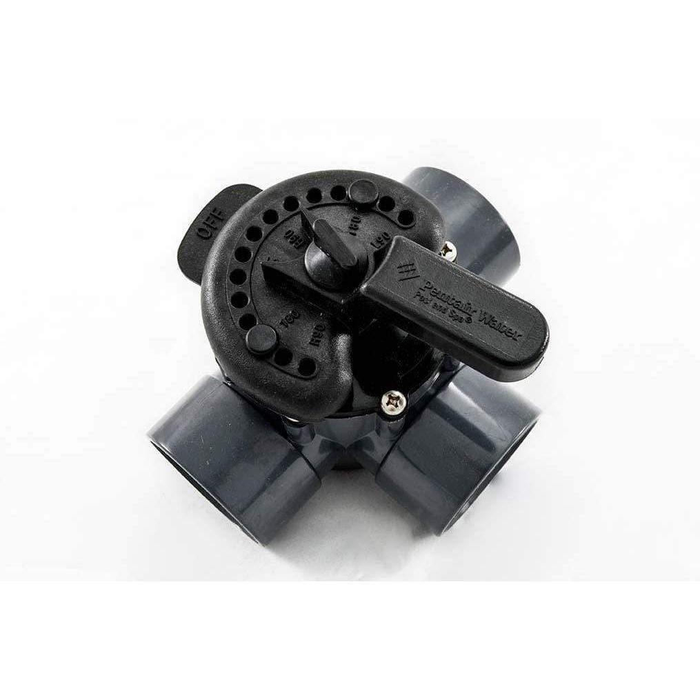 Heat Pump Valve Installation Kit 50mm-PVC Valves-Mr Pool Man