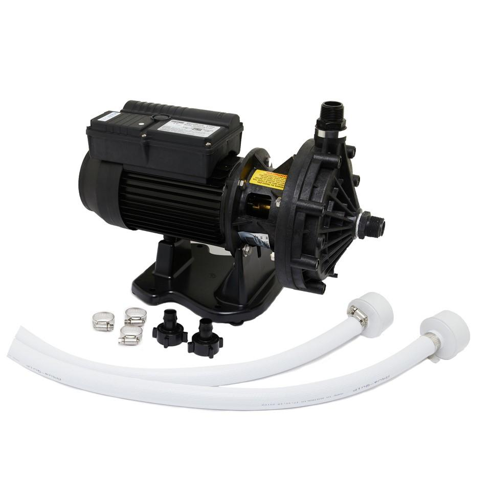 Jet-Vac Pump Pressure Booster w/ Flexi Plumbing Kit-Pumps-Mr Pool Man