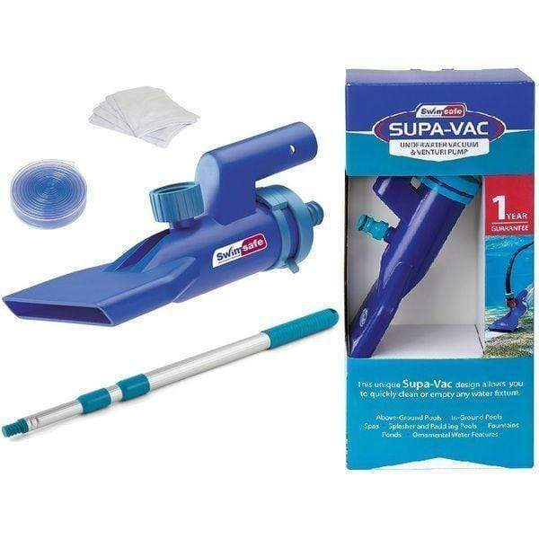 Life Supa Vac Pod Spa Kit Small-Mr Pool Man