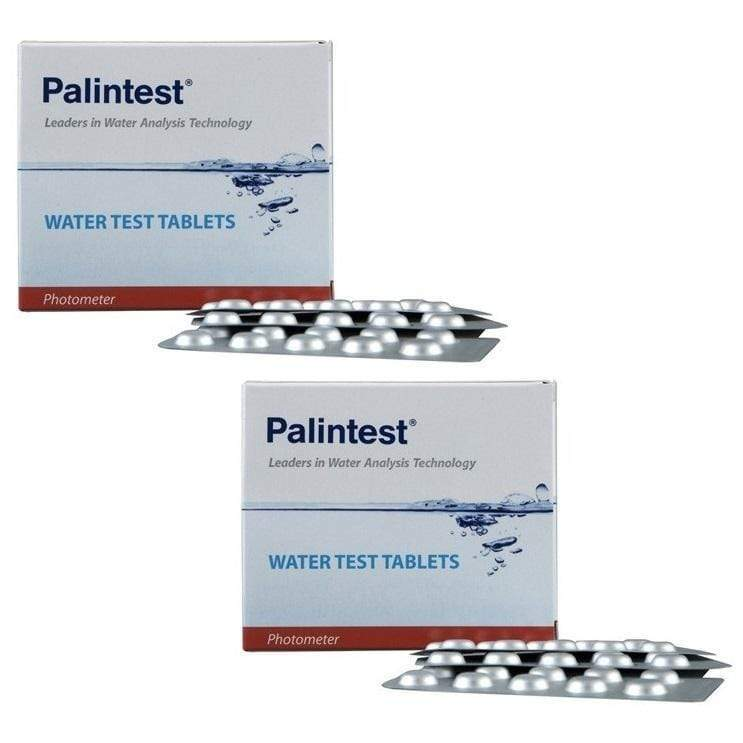 Palintest Calcicol Test Tablets 1 & 2 Pool Water Test Tablets-Water Testing-Mr Pool Man