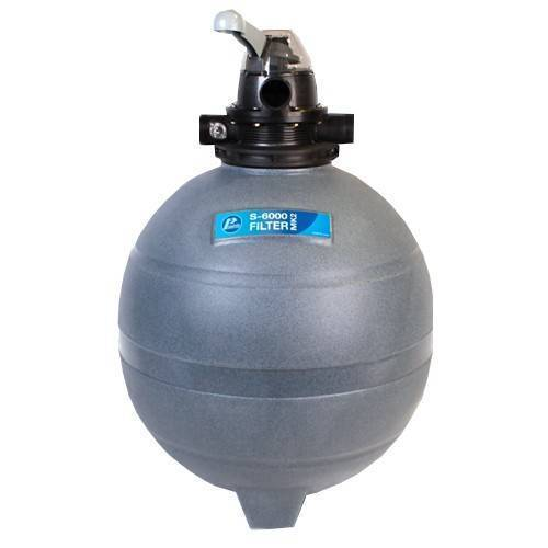 Poolrite Sand Filter S6000 25inch 40mm-Sand Filters-Mr Pool Man