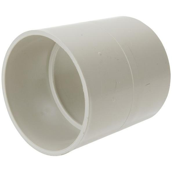 PVC Fitting Coupling 50mm-PVC Fittings-Mr Pool Man