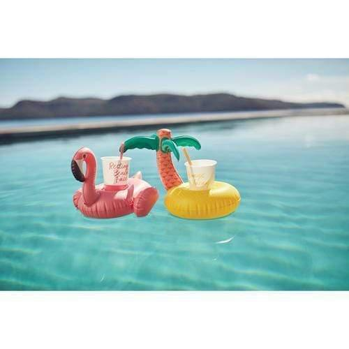 Sunnylife Inflatable Drink Holders Luxe Tropical-Mr Pool Man