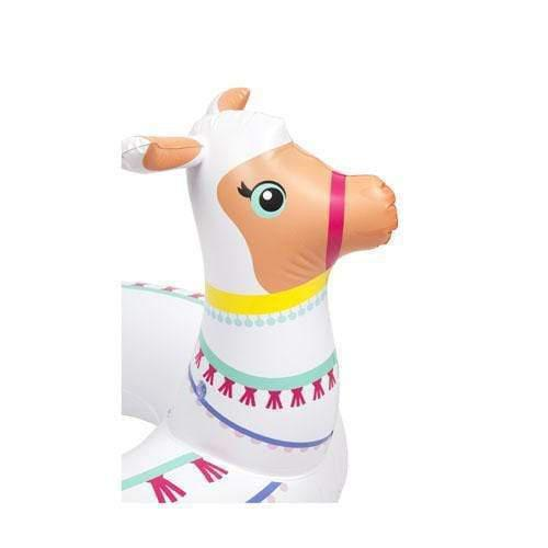 Sunnylife Luxe Pool Ring Llama-Mr Pool Man
