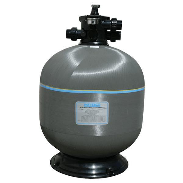 Waterco Sand Filter Micron S702 28inch 50mm-Sand Filters-Mr Pool Man