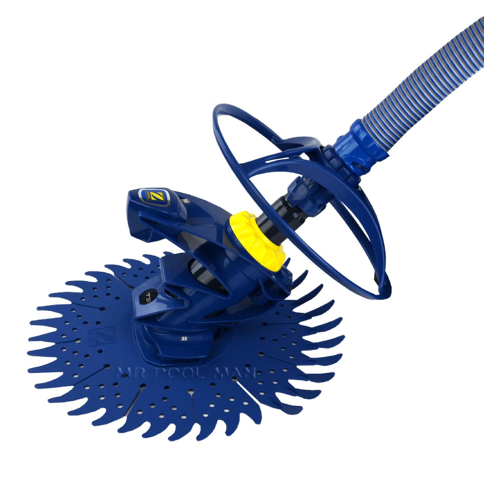Zodiac T3 Automatic Pool Cleaner-Suction Cleaners-Mr Pool Man