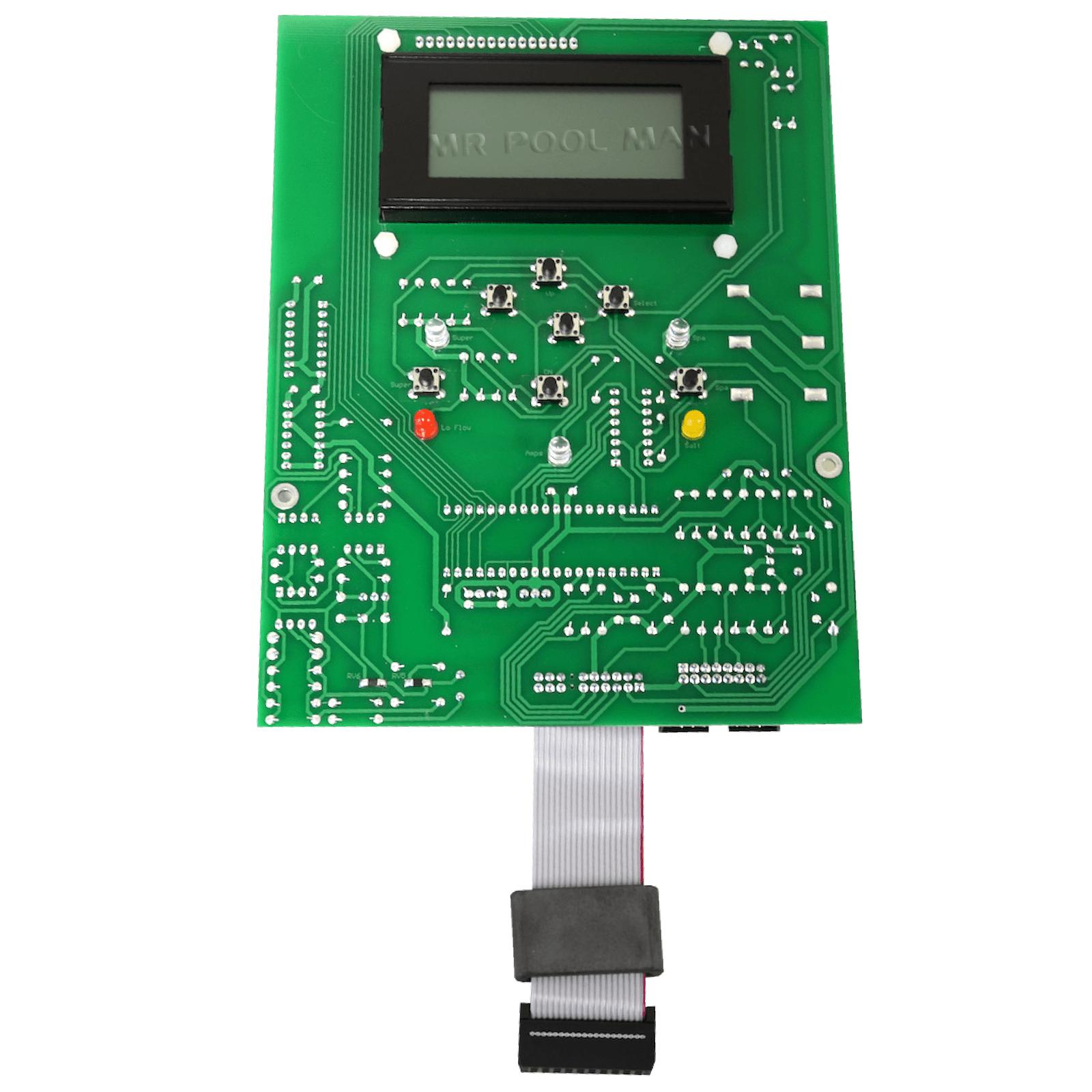 Zodiac TRI Chlorinator PCB Board-Chlorinator Power & PCB Boards-Mr Pool Man