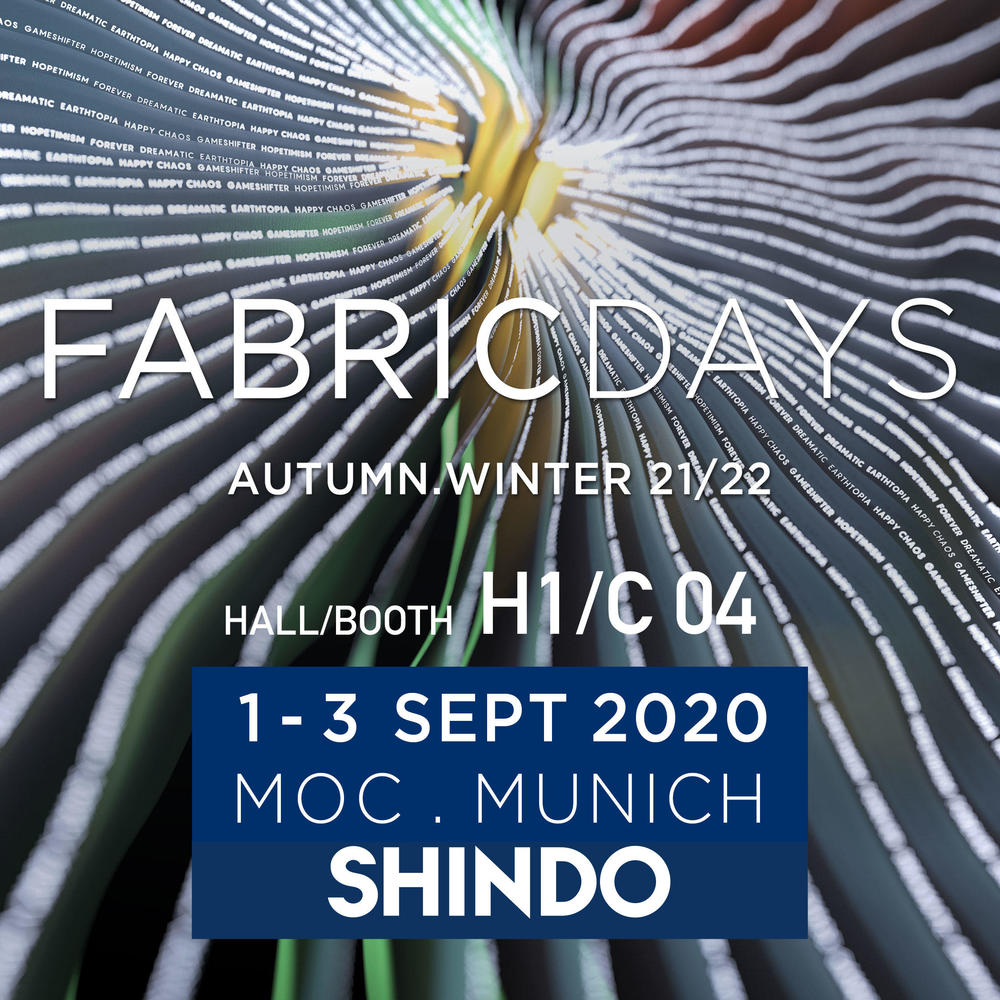 FABRICDAYS AUTUMN.WINTER 21/22 EXHIBITION