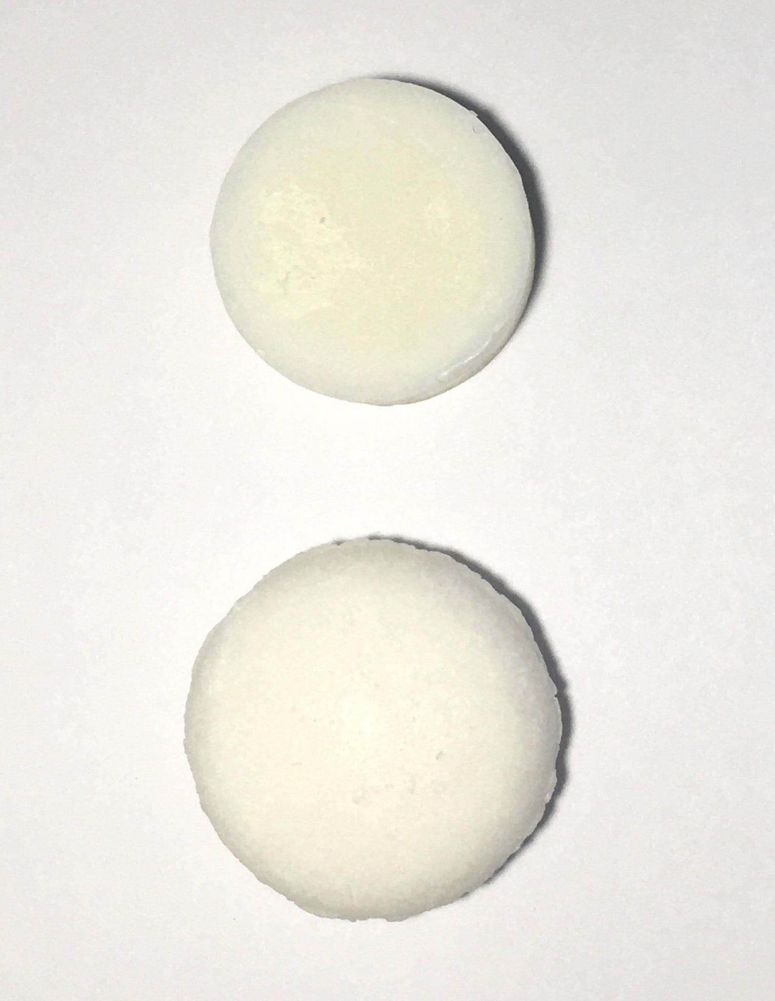 Concentrated Shampoo and Conditioner Solids - no packaging. - Skin Probiotics