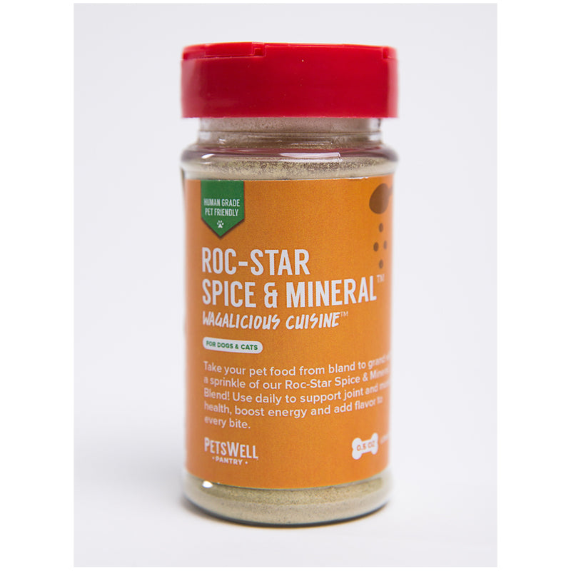 Roc-Star Spice & Mineral Shaker™