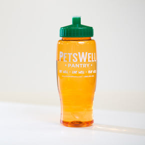 PetsWell Pantry Fitness Bottle