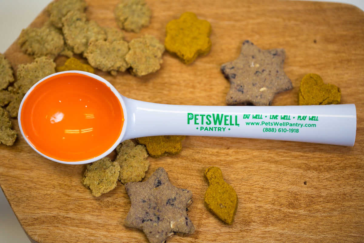 PetsWell Pantry Fresh Food Scoop