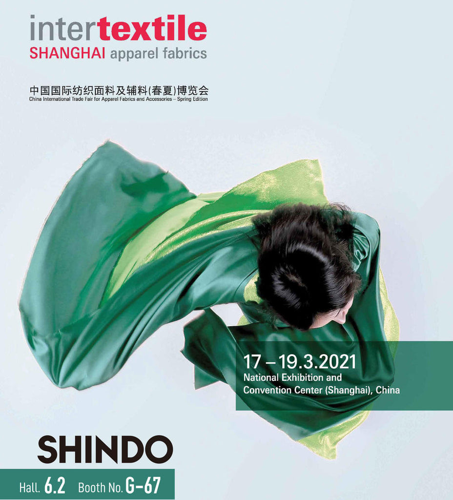 Intertextile Shanghai Apparel Fabrics Spring Edition
