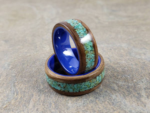 DR RINGS - Exotic Bentwood Designs