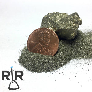 Pyrite Powder