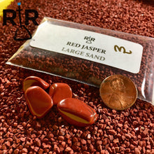 Red Jasper - Extra Large Sand