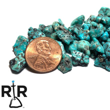Blue Tumbled Turquoise Nuggets