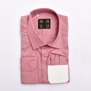 MDFC Pink Threadwork  Shirt