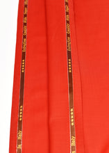 Load image into Gallery viewer, Red Cashmere 220  (N6,000 Per Yard)