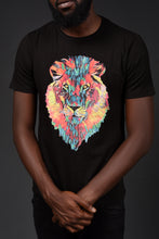 Load image into Gallery viewer, MDFC Colourful Lion Head T-Shirt