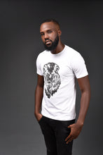 Load image into Gallery viewer, MDFC Silver Lion Head T-Shirt