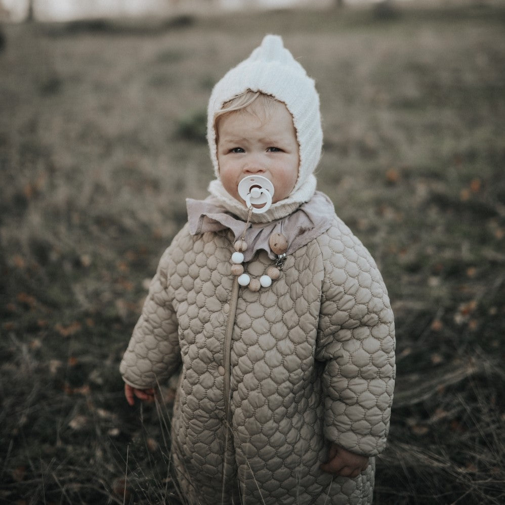 Pacifier Clip | Eden (Dried Thyme)