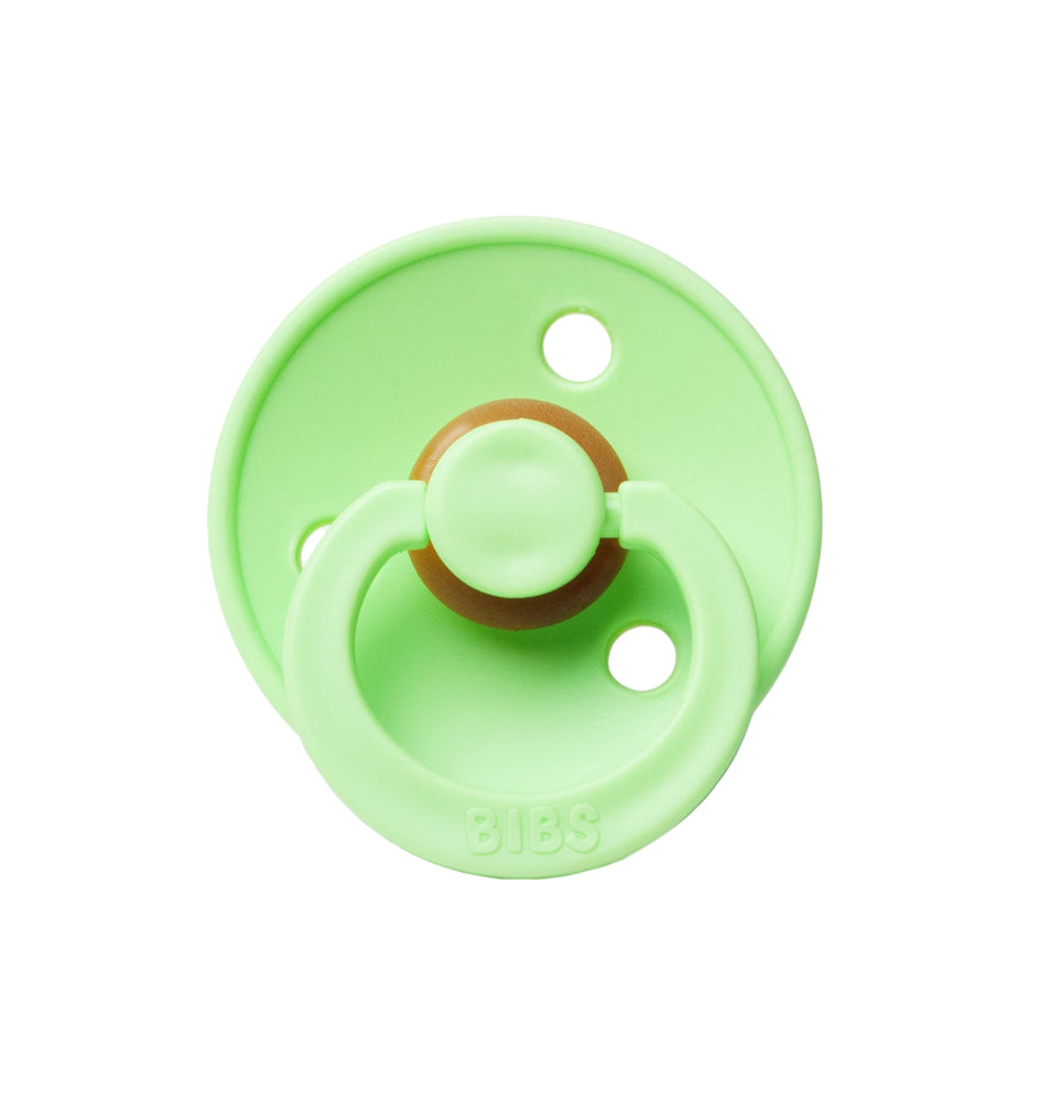 Bibs Pacifier (Lime)