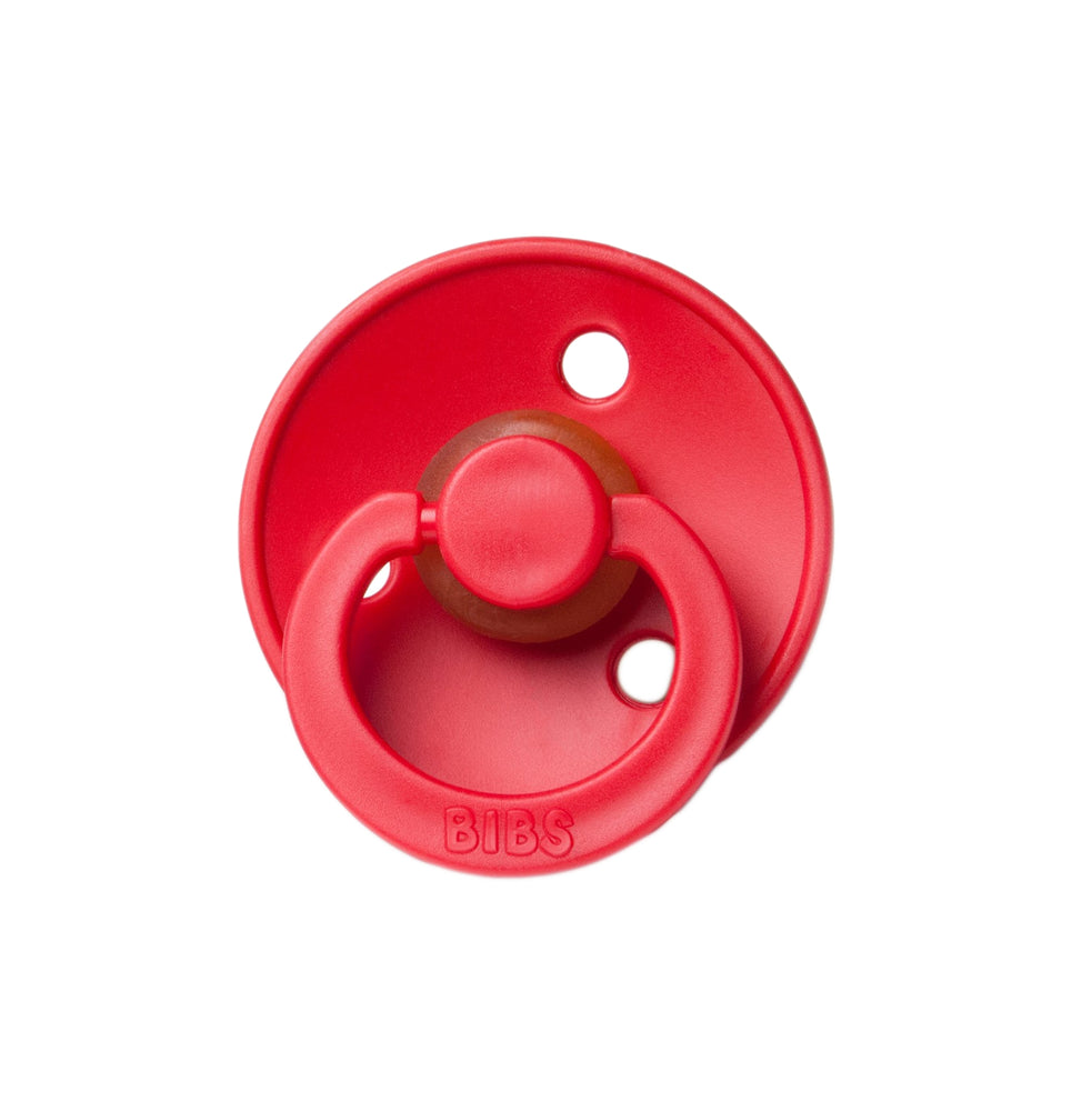 Bibs Pacifier (Strawberry)