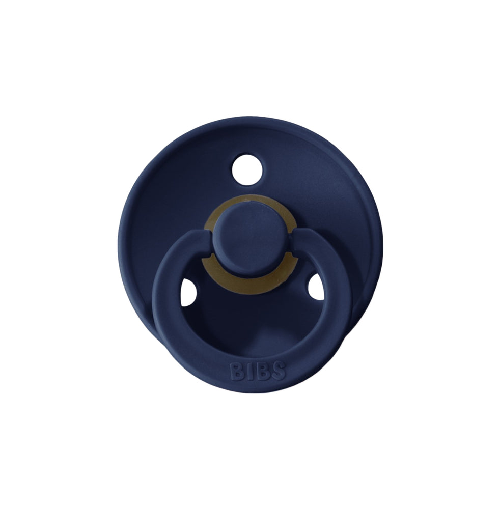 Bibs Pacifier (Deep Space)