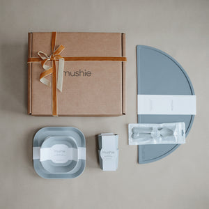 Mealtime Gift Set (Tradewinds/Cloud)