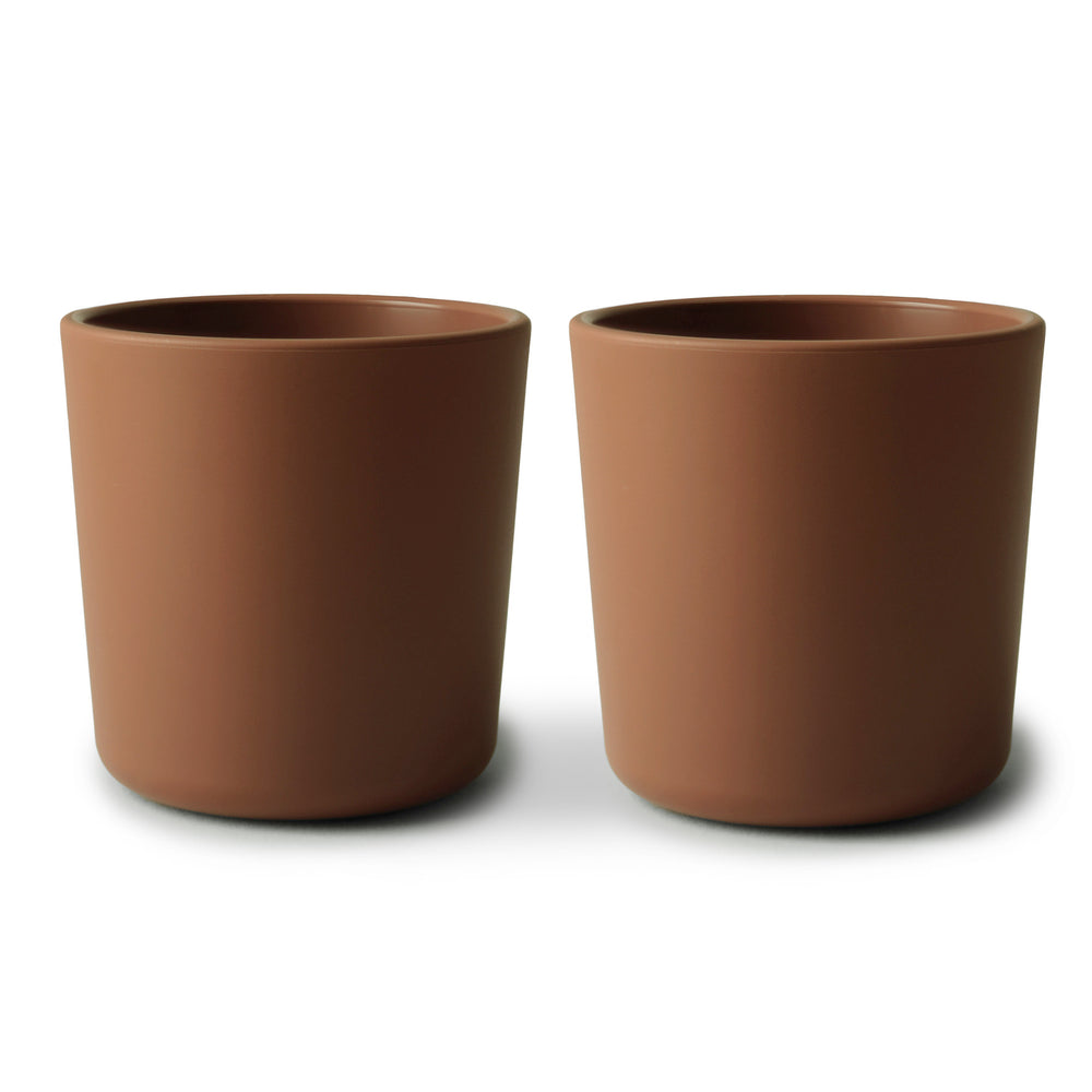 Dinnerware Cups, Set of 2 (Caramel)