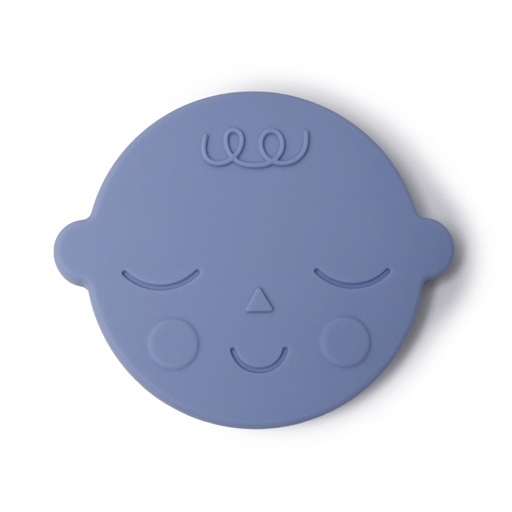Face Teether (Blueberry)