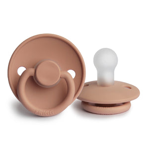 FRIGG Silicone Pacifier (Rose Gold)