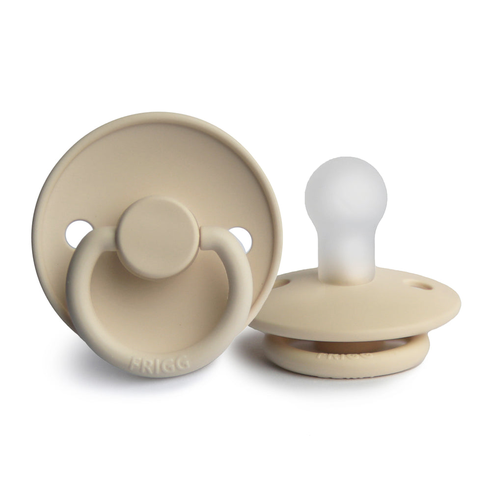 FRIGG Silicone Pacifier (Sandstone)