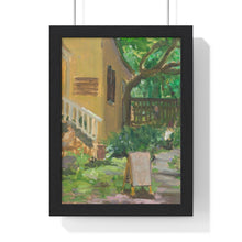 Load image into Gallery viewer, The Gnome - Framed Print - Various Sizes