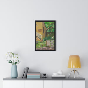 The Gnome - Framed Print - Various Sizes