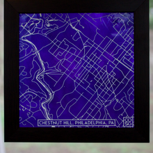 Load image into Gallery viewer, 7x7 Stained Glass Maps