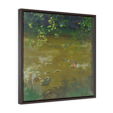 Load image into Gallery viewer, Morning Sun Square Framed Canvas - Various Sizes