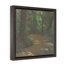 Load image into Gallery viewer, The Path Square Framed Canvas - Various Sizes