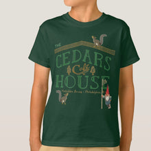 Load image into Gallery viewer, Cedars House Kids T- shirts
