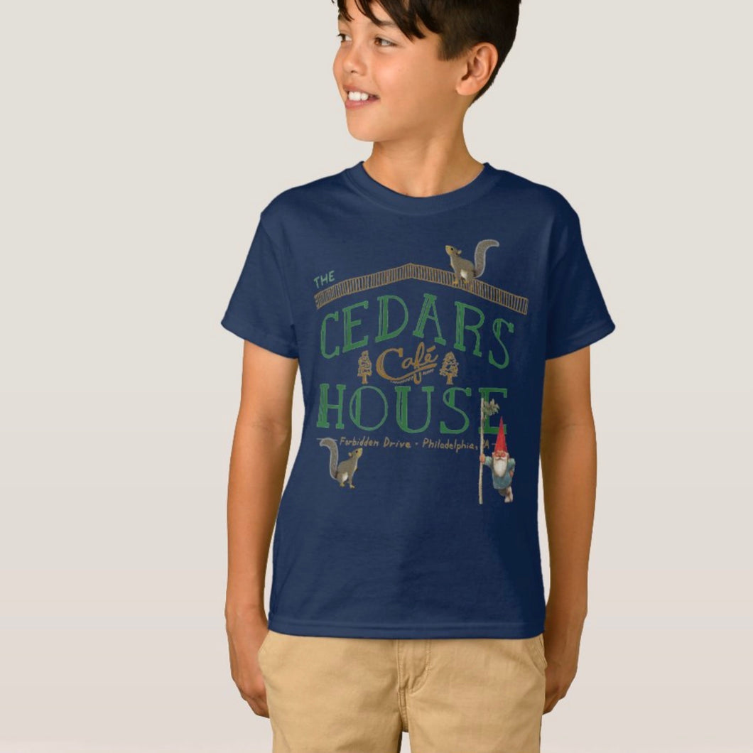 Cedars House Kids T- shirts
