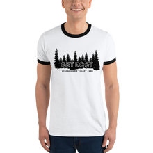 Load image into Gallery viewer, Get Lost! Ringer T-Shirt