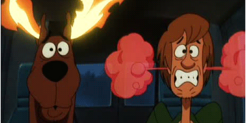 This Fan Theory of Scooby and Shaggy Being Potheads Will Ruin Your Childhood