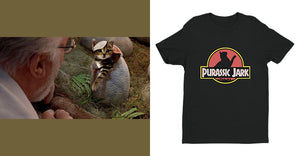 If the Dinosaurs in 'Jurassic Park' Were Cats…It Would Be Awesome. Obvs.