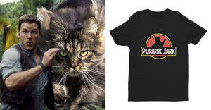 Someone Replaced Jurassic Park Dinosaurs With Cats, And It's Hilarious
