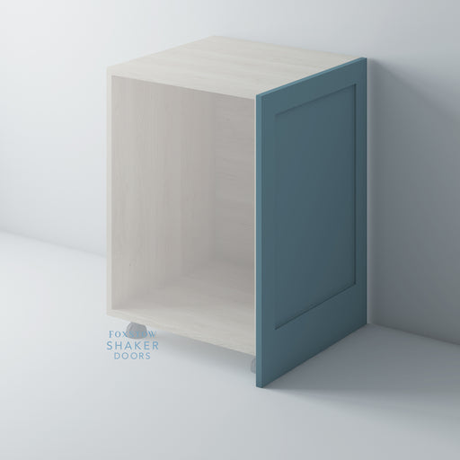Painted Shaker Kitchen End Panel for IKEA METOD