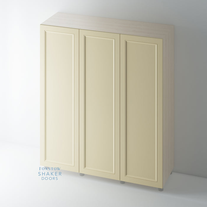 Painted Shaker Ogee Wardrobe Door