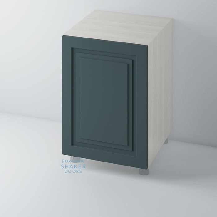 Painted Shaker Stepped Panel Kitchen Door for IKEA METOD